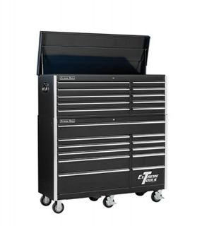 Extreme Tools Toolbox 56 Combo 11 Drawer Rolling Tool Chest w/10