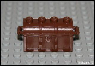 Lego Harry Potter x1 Classic Brown Treasure Chest ★ Castle 1382