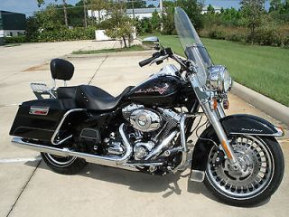 Davidson  Touring 2009 Harley Davidson Road King FLHR Flawless Bike