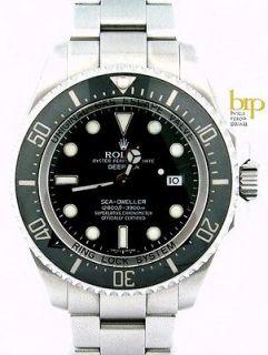 Rolex 116660 DEEPSEA Sea Dweller Stainless Steel Watch