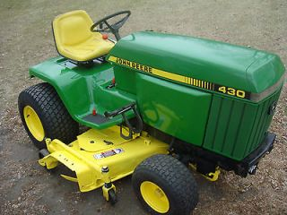 john deere mower deck in Parts & Accessories