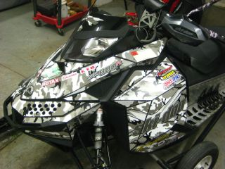 ski doo decal kits in Decals & Stickers