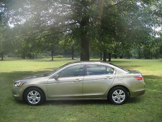 Honda  Accord LX P 2008 HONDA ACCORD LX P IN GREAT CONDITION,SUPE​R