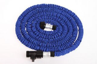 expandable flexible lightweight Never kink Garden Water Hose valve