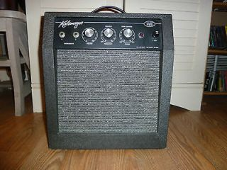 1965 Kalamazoo Model II Tube Electric Guitar Amplifier Amp   Super