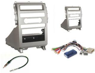 Ford Flex Radio Installation Dash Kit + Wiring Interface + Antenna