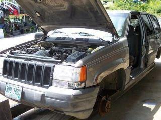 98 JEEP GRAND CHEROKEE R. REAR DOOR GLASS (Fits Jeep Grand Cherokee