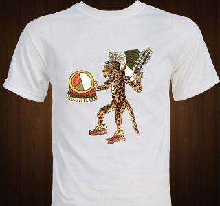 Jaguar Warrior Aztec Art   Native American Art   Mayan Ancient Culture