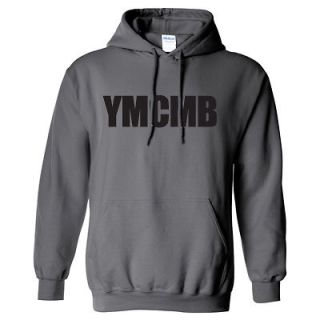 YMCMB HOODIE YOUNG MONEY WAYNE SWEAT SHIRT LIL HIP WEEZY HOP RAP