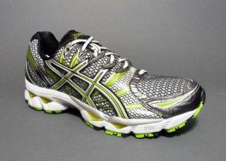 Asics mens Gel Nimbus 12 running shoes   T045N 0193   White