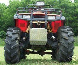 Honda High Lifter ATV Heavy Duty FRONT REAR Springs TRX680 RINCON 680