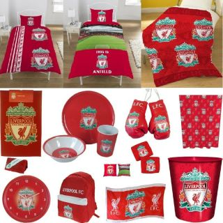 100% OFFICIAL LIVERPOOL FOOTBALL TEAM / CLUB GREAT GIFT ACCESSORIES