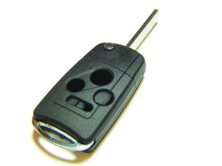 Remote Flip Key Shell Case for Honda 4 Button Accord CRV Civic FIT