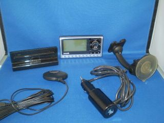 Sirius Sportster 4 SP4 TK1 Car & Home Satellite Radio!! LIFETIME