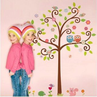 Wall Decal Art Vinyl Nursery Stickers Removable Kids Baby Home Decor