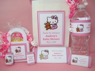 hello kitty baby shower decorations in Holidays, Cards & Party Supply