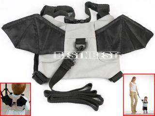 Baby Toddler Safety Harness Bat Bag Backpack Strap Rein Anti lost