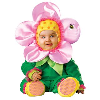 Step Ahead Baby Blossom Flower Halloween Costume for Baby or Toddler
