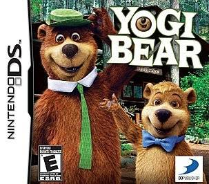 Yogi Bear for Nintendo DS system