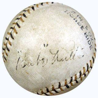 Babe Ruh Auographed Signed AL Baseball Graded 4 PSA/DNA #J86246