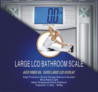 Digital Bathroom Scale 3.5 LCD Diet Calorie Body Weight