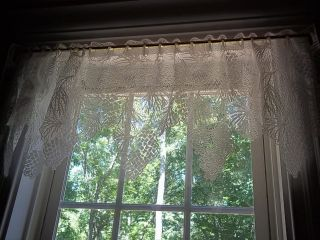pine cone curtain in Curtains, Drapes & Valances