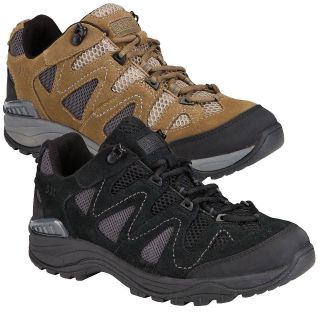 11 Tactical Trainer 2.0 Low Dark Coyote/Black Mens Hiking Boots