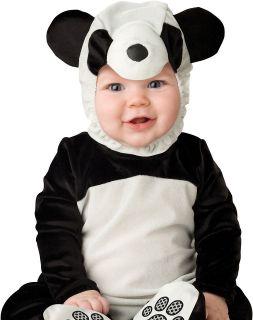 Infant Baby Toddler Boys Girls Panda Bear Halloween Costume