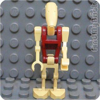 SW501 Lego Star Wars Trade Federation MTT Security Battle Droid   Dark