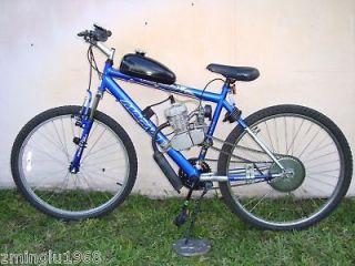 80cc 2 Cycle Gas Engine Moto Kit Motorized Bicycle Bike