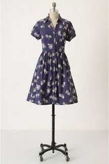 Anthropologie Bicycle Dress Size 0