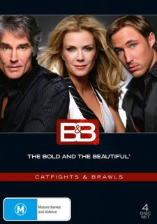 The Bold and the Beautiful   Catfights & Brawls NEW PAL Cult Series 4