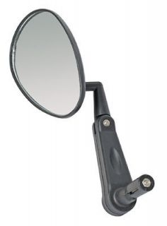 SUNLITE Flex Pro Mirror   Bike Bicycle Adjustable Light Weight Black