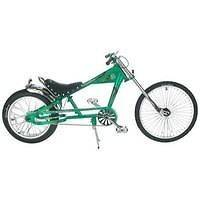 NEW SCHWINN STING RAY ORANGE COUNTY CHOPPER OCC BICYCLE BIKE GREEN