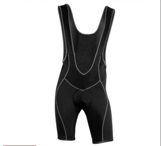 men braces bicycle bike cycling bib pants shorts 3D pad size s m l