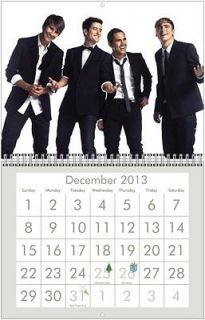big time rush calendar in Current Year, Next Year