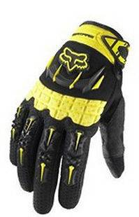 Cycling Bike Bicycle Motorcycle Sports Gloves yellow Full the Finger