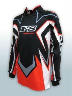 Dirt Bike Gear MX Motocross Youth Jersey – ATV/Quad/Off road/BMX Kid