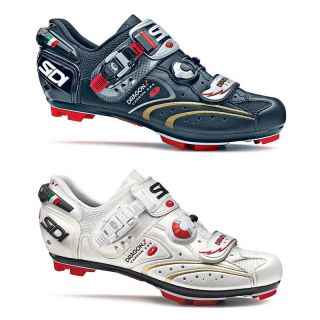 SIDI MTB DRAGON 2 CARBON SRS BIKE SHOES