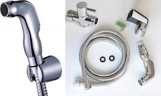 hand held bidet sprayer in Bidets & Toilet Attachments
