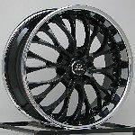 22 Inch Black Wheels Rims Dodge Charger Challenger Chrysler 300 C