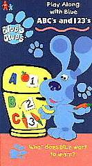 blues clues videos in DVDs & Movies