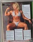 IronMan Bodybuilding muscle fitness mag La Lanne/Cory/Jennifer Micheli