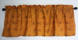 john deere curtain in Curtains, Drapes & Valances