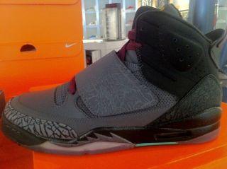 meet 3c30c cf1ca ... Nike Air Jordan Son of Mars GS Bordeaux 512246 038 4.5 Y retro spizike  ...