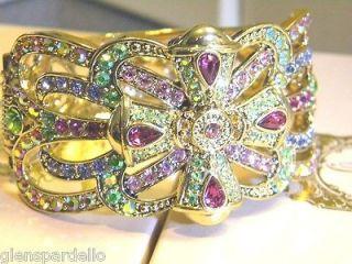 Kirks Folly Wonder Women Cuff Bracelet free fast ship D3235I3s