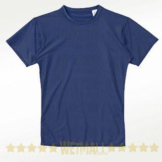 XXL 2XL Mens Rash Guard   New MMA UV Swim Surf Shirt Swimwear
