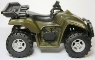 Power Team Elite PTE World Peacekeepers Vehicle   4WD ATV Green M&C