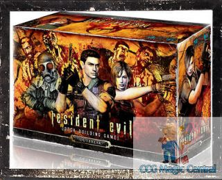 RESIDENT EVIL DBG DECK BUILDING CARD GAME EXPANSION OUTBREAK