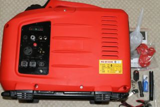 DIGITAL INVERTER 2600W GAS PORTABLE GENERATOR SF2600ER